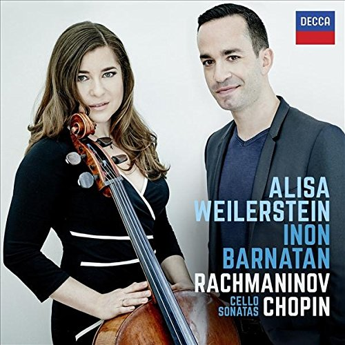 Alisa Weilerstein - Inon Barnatan: Rachmaninov and Chopin cello sonatas