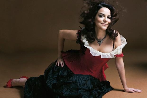 Nancy Fabiola Herrera. Foto: Javier Salas