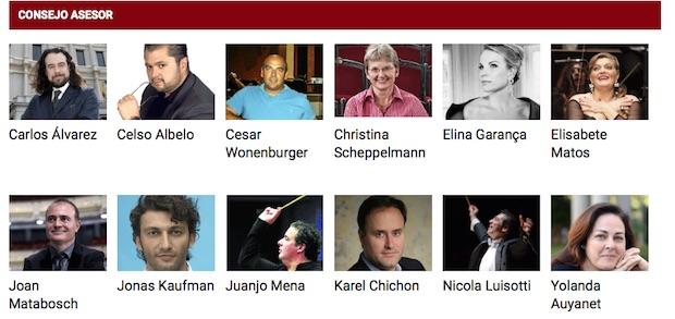 Opera World sigue creciendo con la creación de un consejo asesor