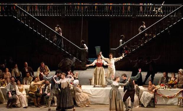 Le Nozze di Figaro al Teatro Valli di Reggio Emilia