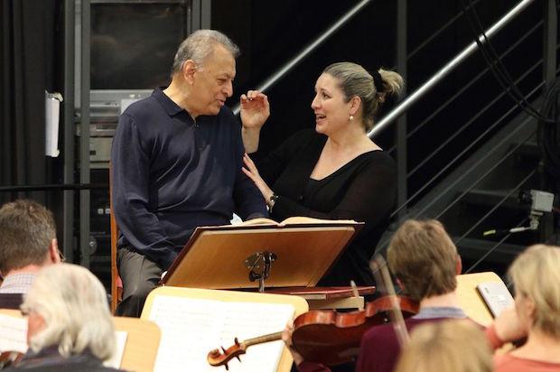 Zubin Mehta dirige les Gurre-Lieder de Schönberg à l´Opéra de Munich