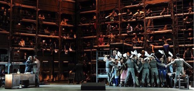 Otello (segundo reparto): El Liceu toca fondo. Foto: A. Bofill