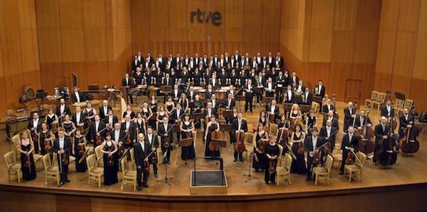 Brahms y Schumann con la Orquesta y Coro de RTVE