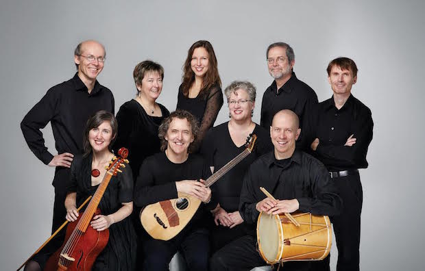 "Música medieval con The Toronto Consort: ""The Way of the Pilgrim"""