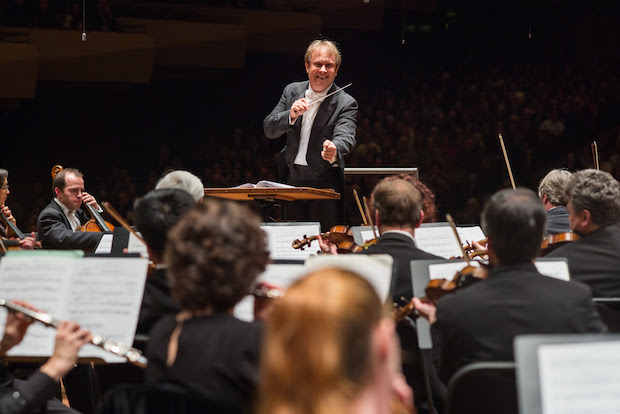 Seattle Symphony and Ludovic Morlot unveil 2016–2017 season