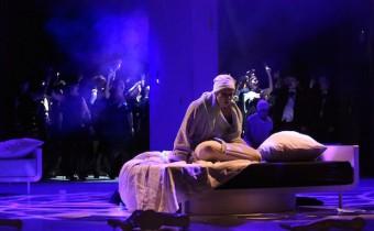 What if opera became reality?La Traviata by Michał Znaniecki