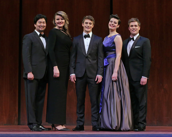 Metropolitan Opera National Council Auditions Grand Finals