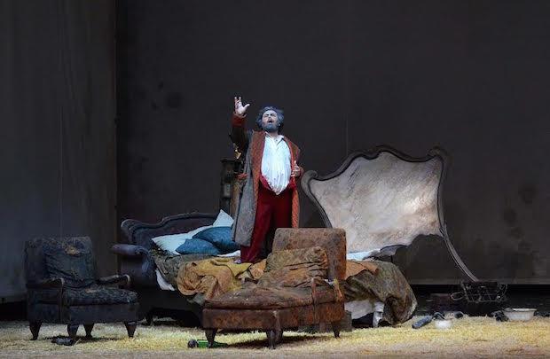 Ritorna al Teatro di San Carlo Falstaff per un omaggio a Luca Ronconi nell'anno delle celebrazioni shakespeariane