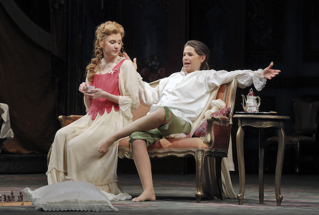 Un muy correcto Der Rosenkavalier en Chicago