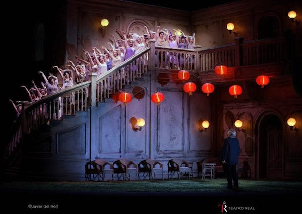Parsifal de Richard Wagner en el Teatro Real: épica mística
