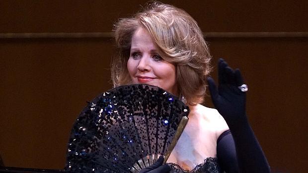 Generoso recital de Renée Fleming en el Teatro Real