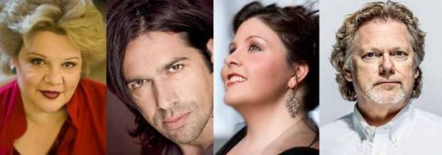 Cuarteto solista del Requiem de Verdi en Bilbao
