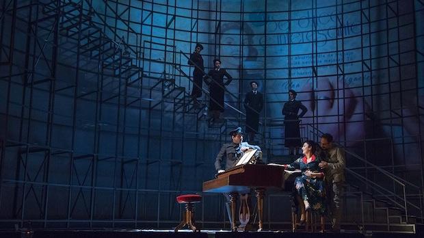 El mundo de las palabras de María Moliner se convierte en ópera en La Zarzuela