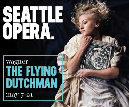 Wagner's Flying Dutchman unleashes the imagination in Seattle