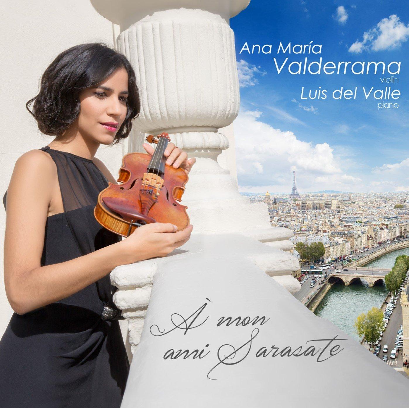 A mon ami Sarasate: homenaje a Sarasate de Ana María Valderrama y Luis del Valle