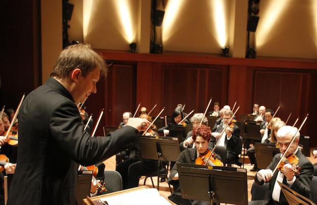 Concierto de la SSO: hay orquesta en Seattle