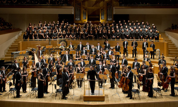 La Orquesta Clásica Santa Cecilia