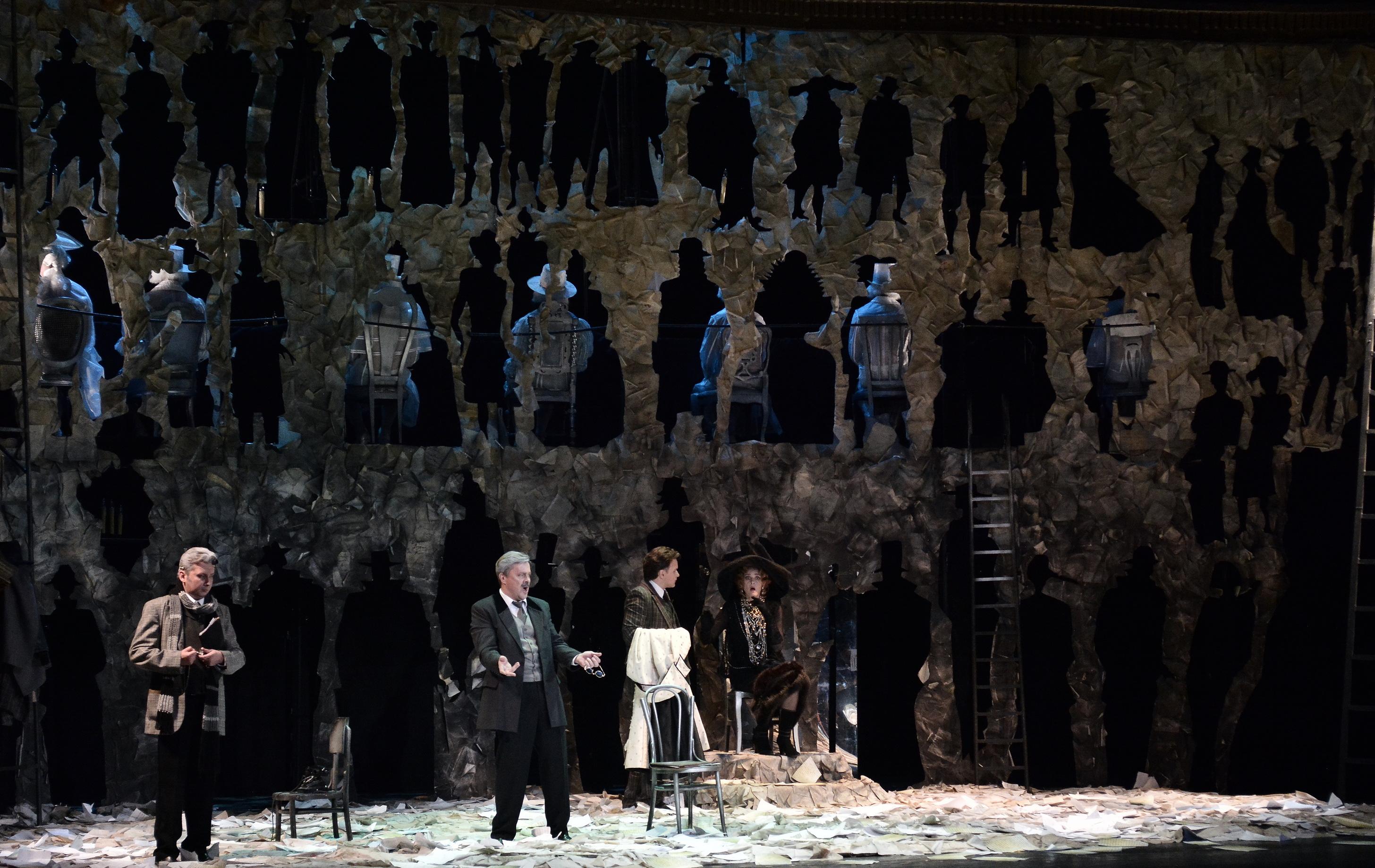 Věc Makropulos di Leoš Janáček: in scena la Bartok Plusz Opera Festival di Miskolc in Ungheria