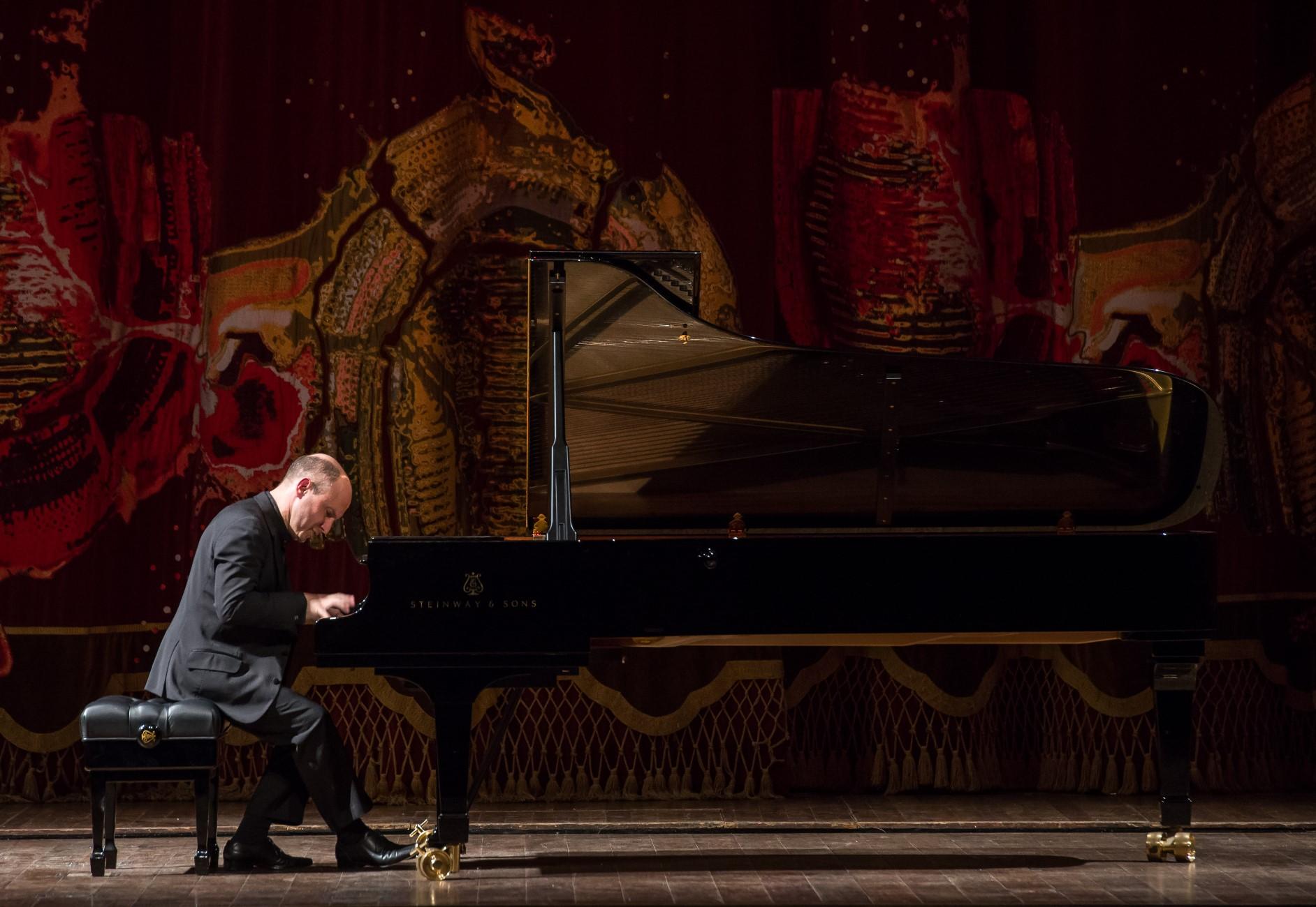 Recital del pianista Nelson Goerner en Buenos Aires