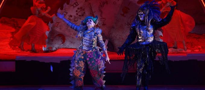El emperador de la Atlántida en el Teatro Real