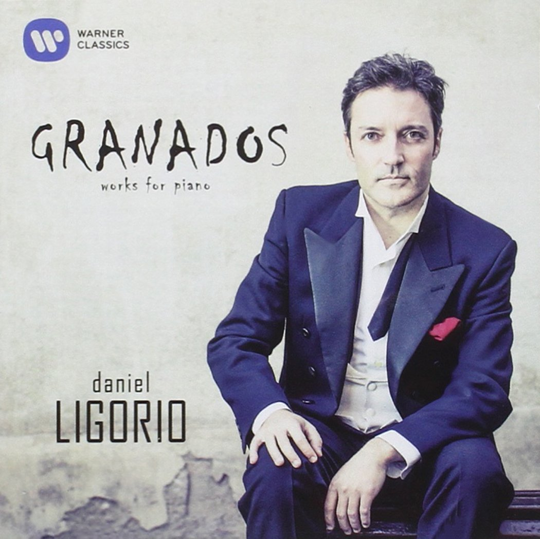 Granados works for piano en el centenario de Granados