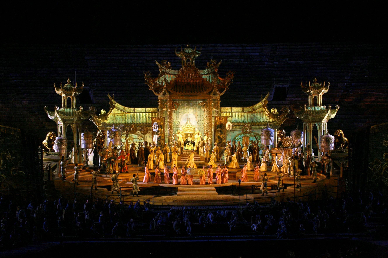 La Turandot di Franco Zeffirelli