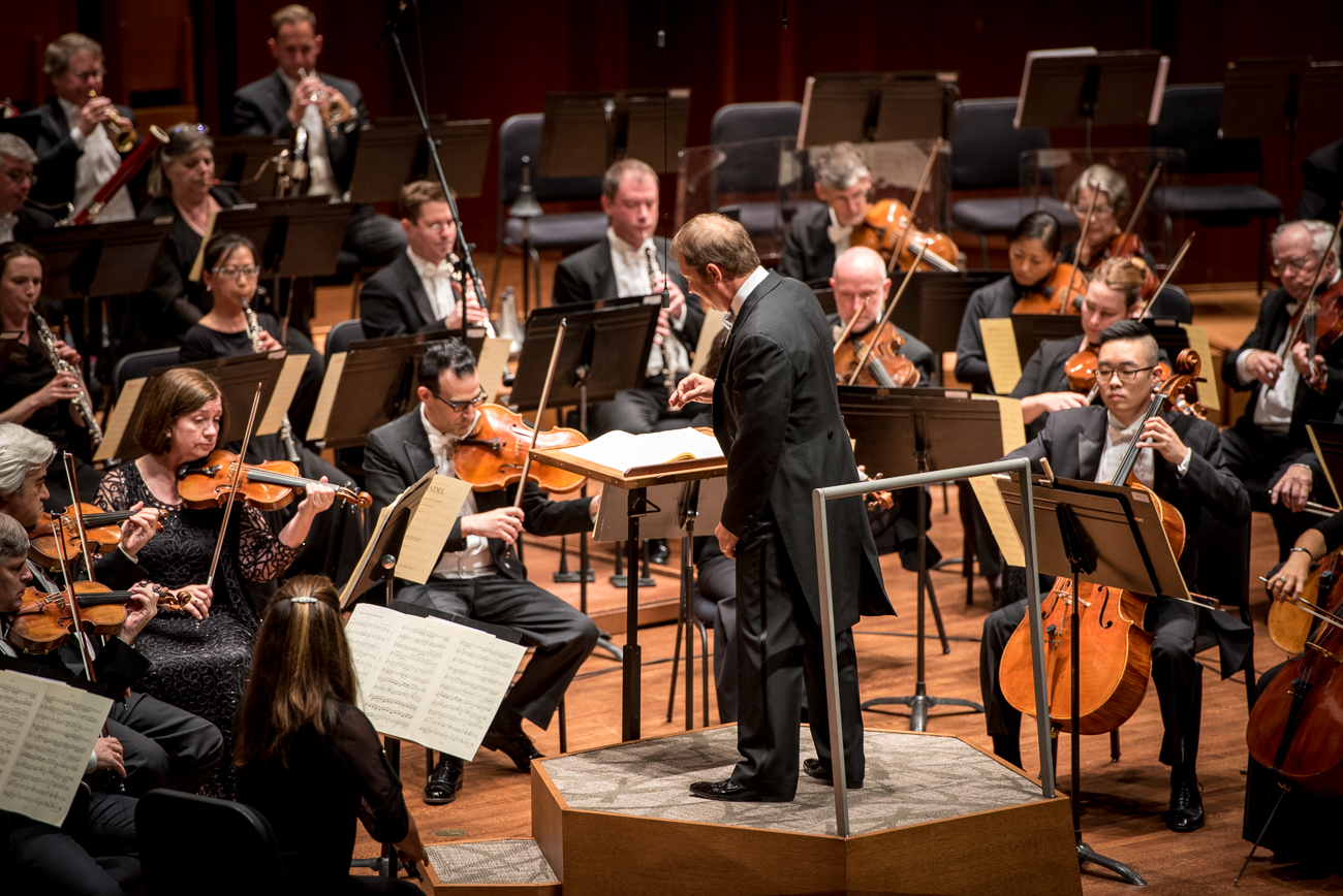 The SSO wraps two generations of Prokofievs in Beethoven