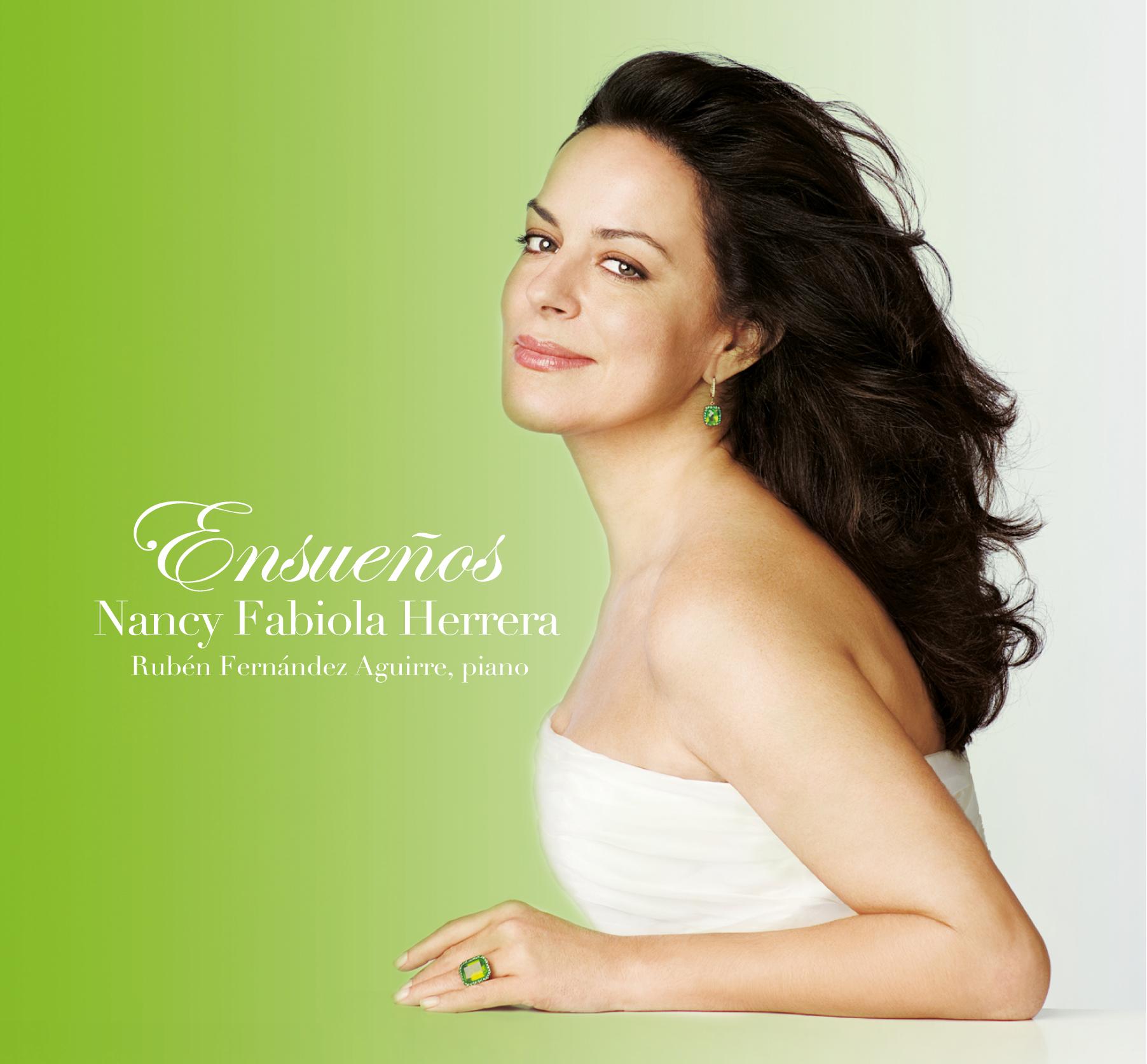 Ensueños, nuevo CD de Nancy Fabiola Herrera