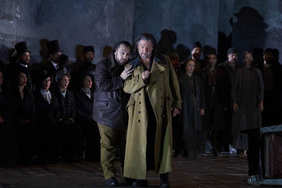 Otello en el Teatro Real