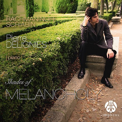 Shade of melancholy de Pierre Delignies: dos titanes del piano ruso
