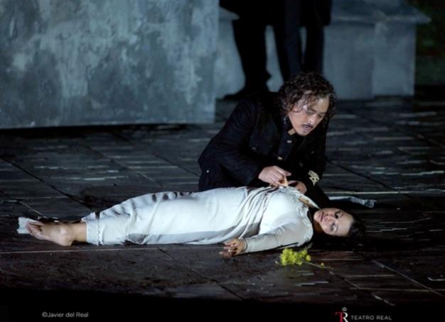 Segundo reparto de Otello en el Teatro Real