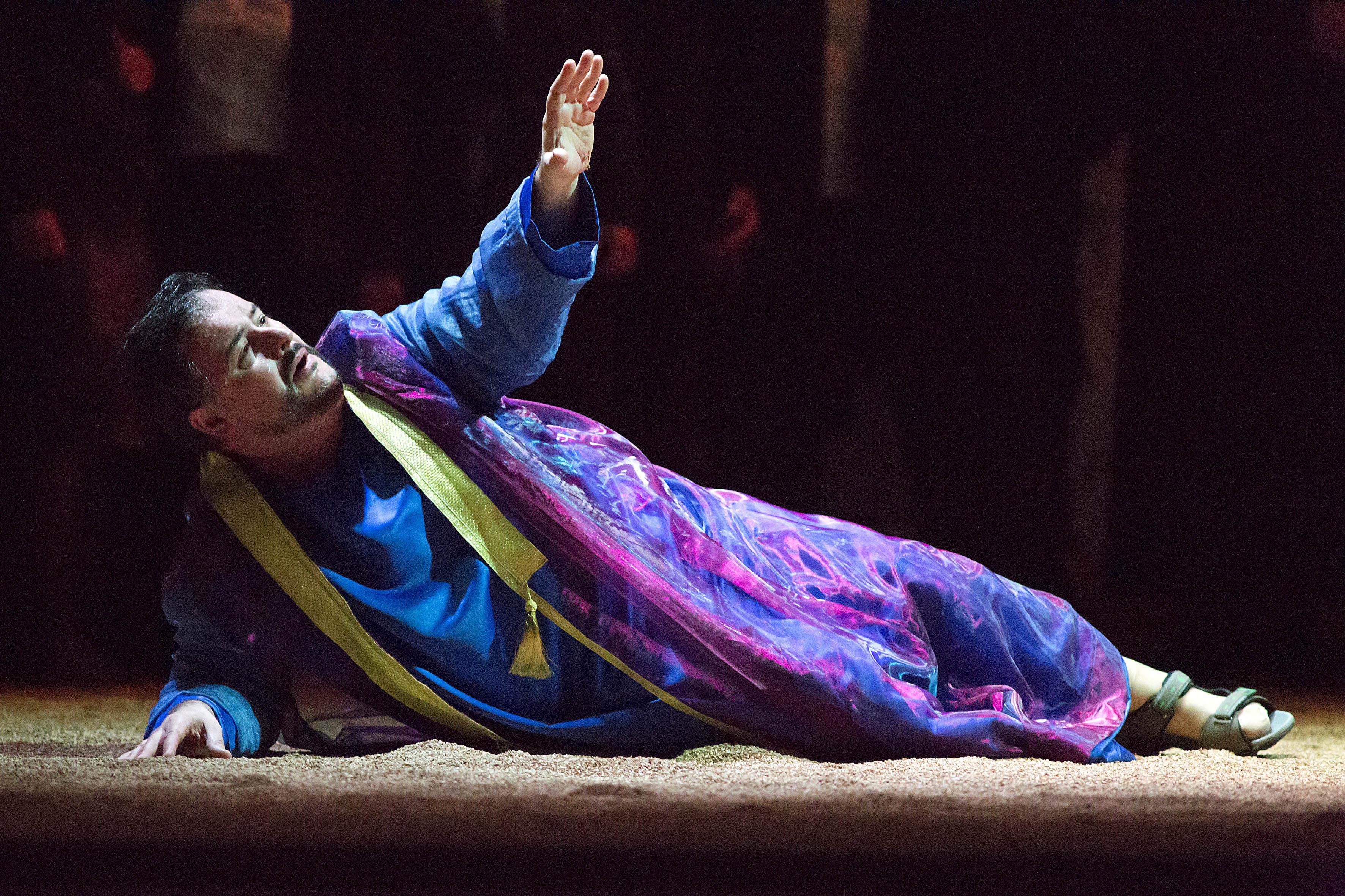 Nabucco en Málaga. Foto: Daniel Pérez / Teatro Cervantes