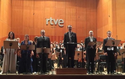 Interesante versión de concierto de Edgar en Madrid