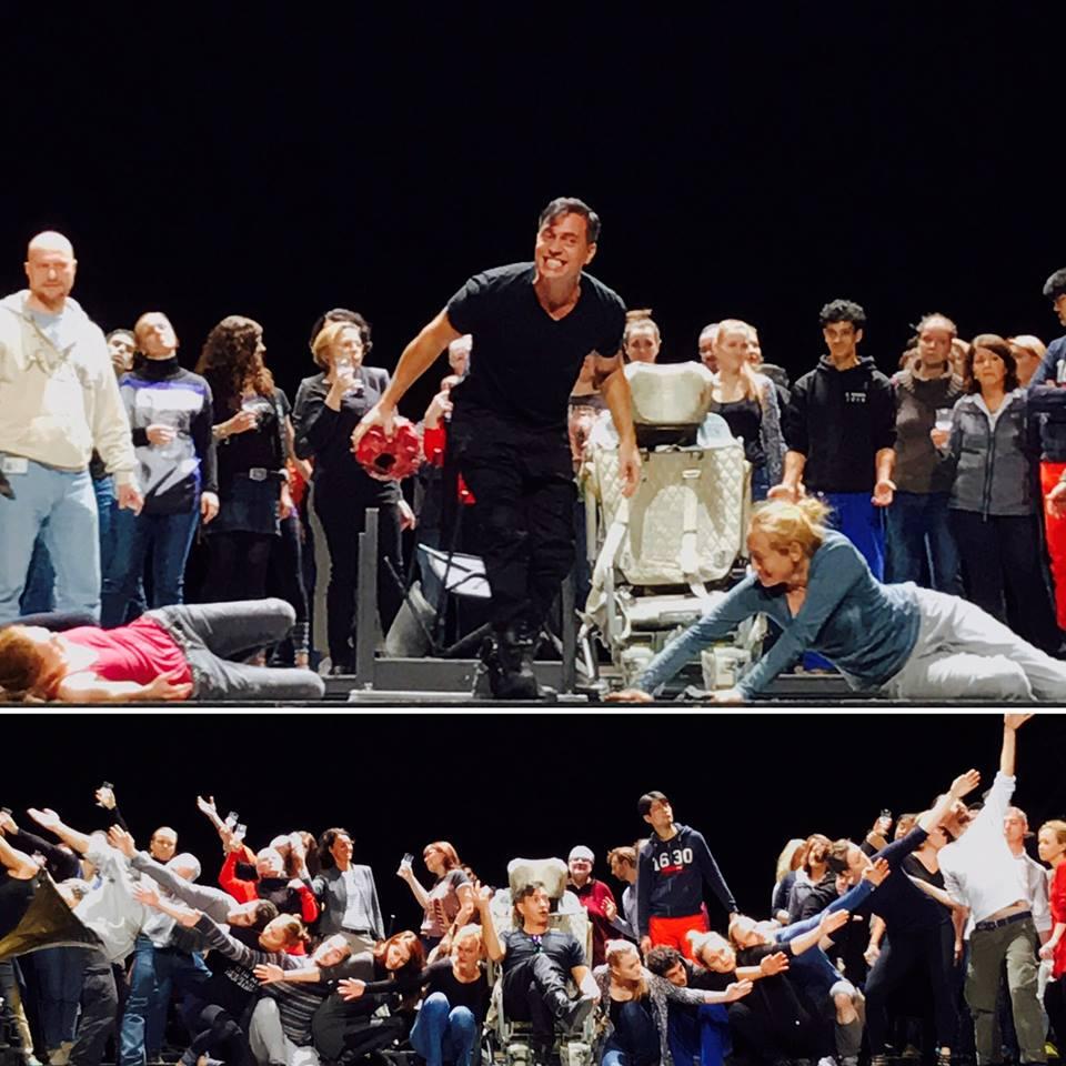 Opéra de Munich: le trio Carignani-Schrott-Stundyte fait un tabac la mise en scène de Roland Schwaab