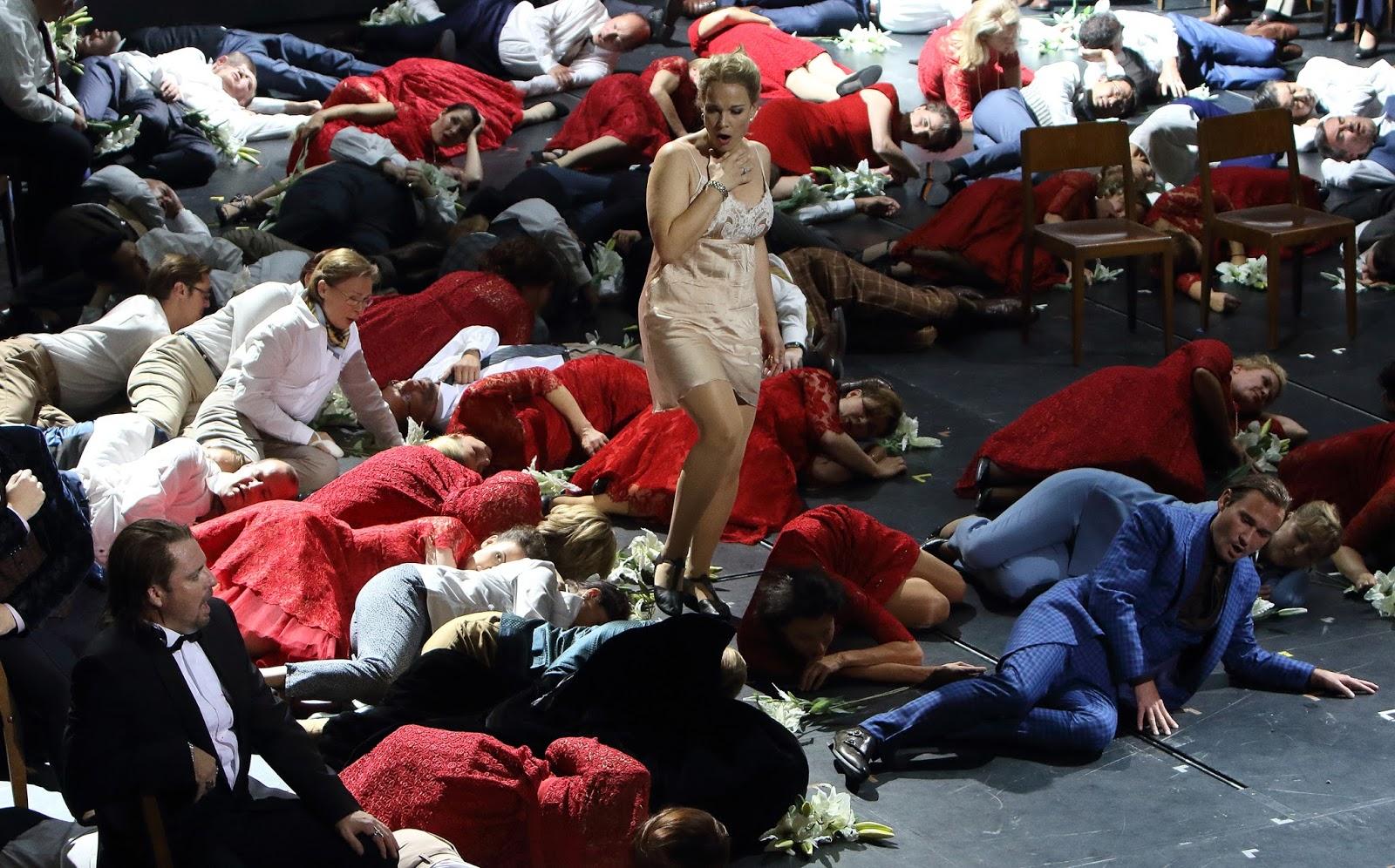 Opéra de Munich: La Favorite de Donizetti, ce dimanche en live stream sur la Staatsoper.TV