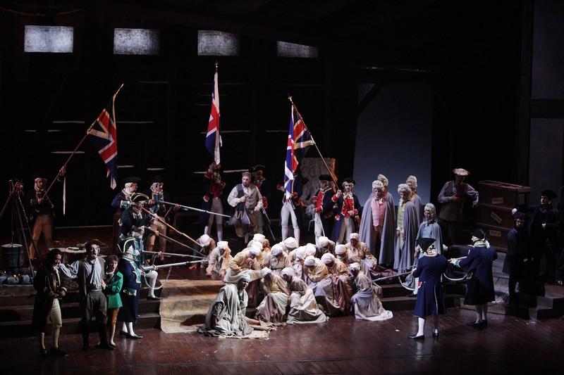 Un bellissimo Ballo in Maschera di Giuseppe Verdi con la regia di Leo Nucci è andato in scena al Teatro Municipale di Piacenza