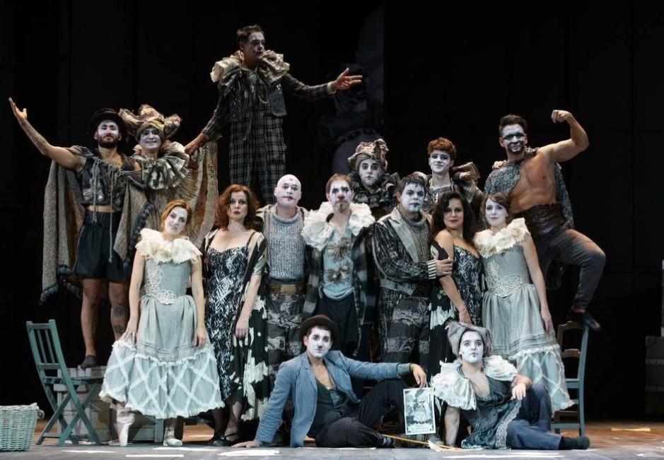 Magnífico segundo reparto en Las Golondrinas del Teatro de la Zarzuela