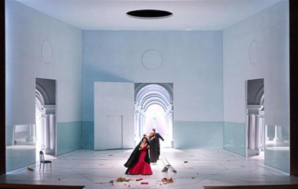 La Clemenza di Tio en el Teatro Real