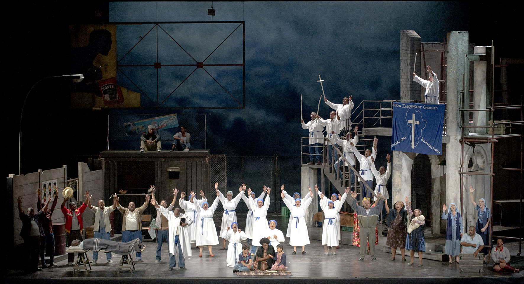 Porgy and Bess en Buenos Aires