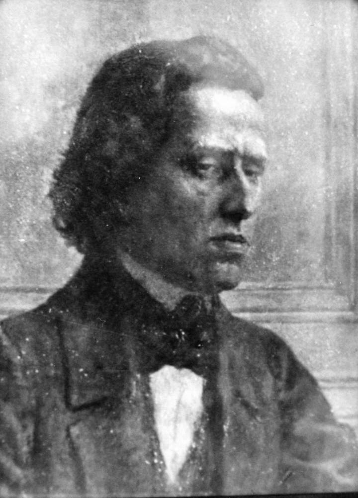 Hallada una fotografía desconocida de Chopin