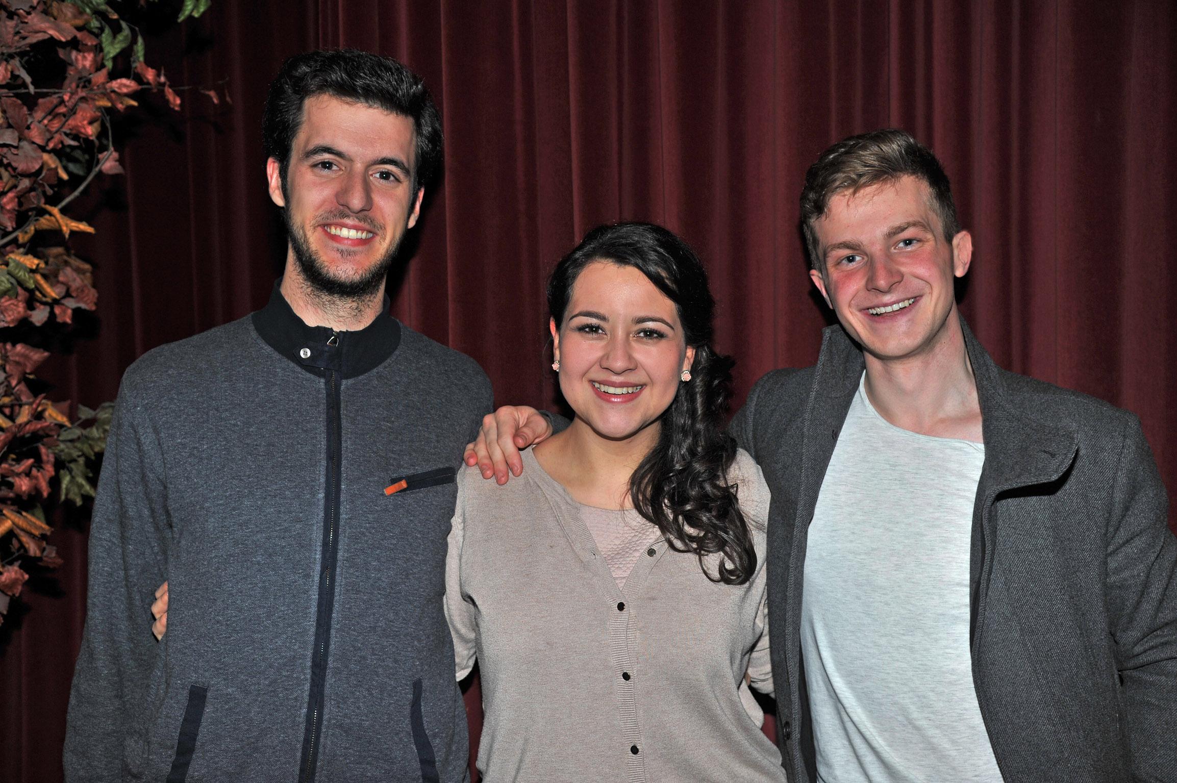 Concierto de ganadores 54 Concurso Internacional de Canto Tenor Viñas