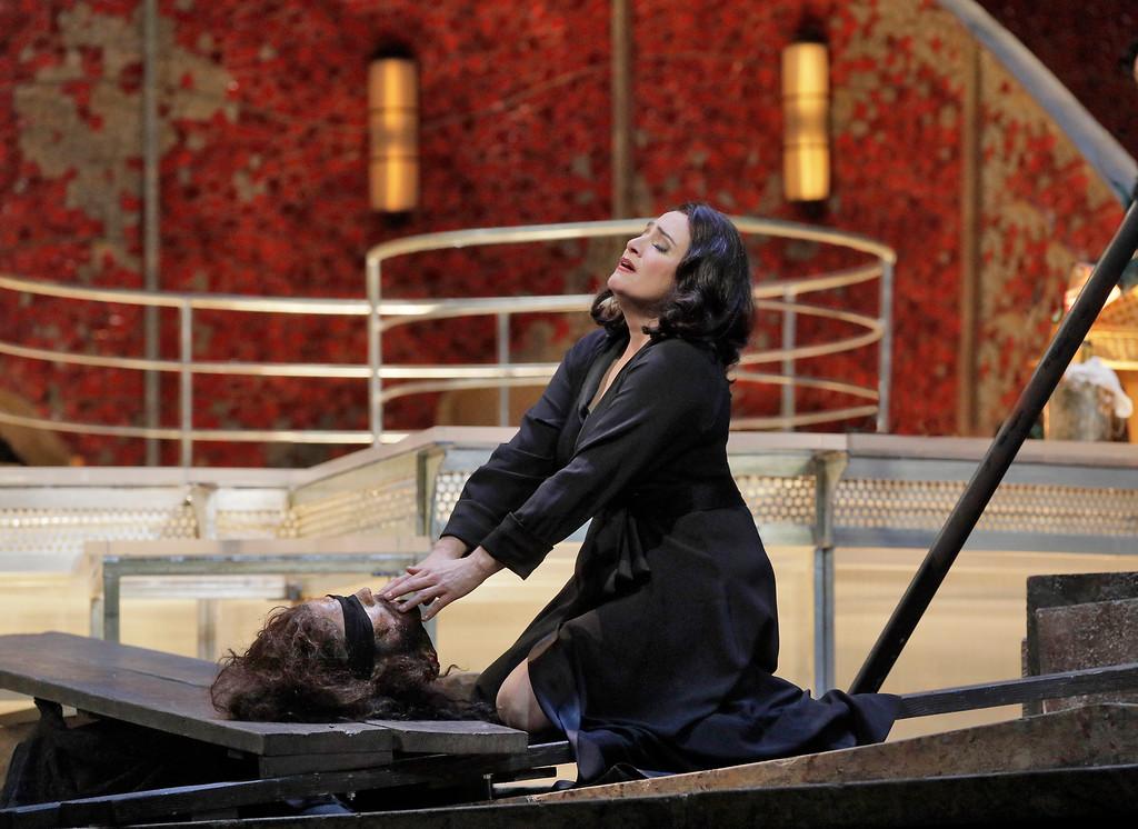 Opening Night at the Metropolitan Opera: Striptease or Salome?!