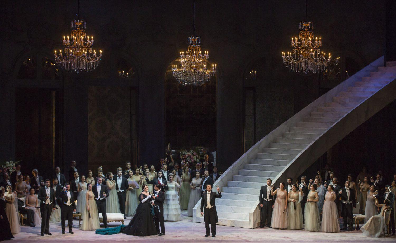 La traviata en Valencia, segundo reparto