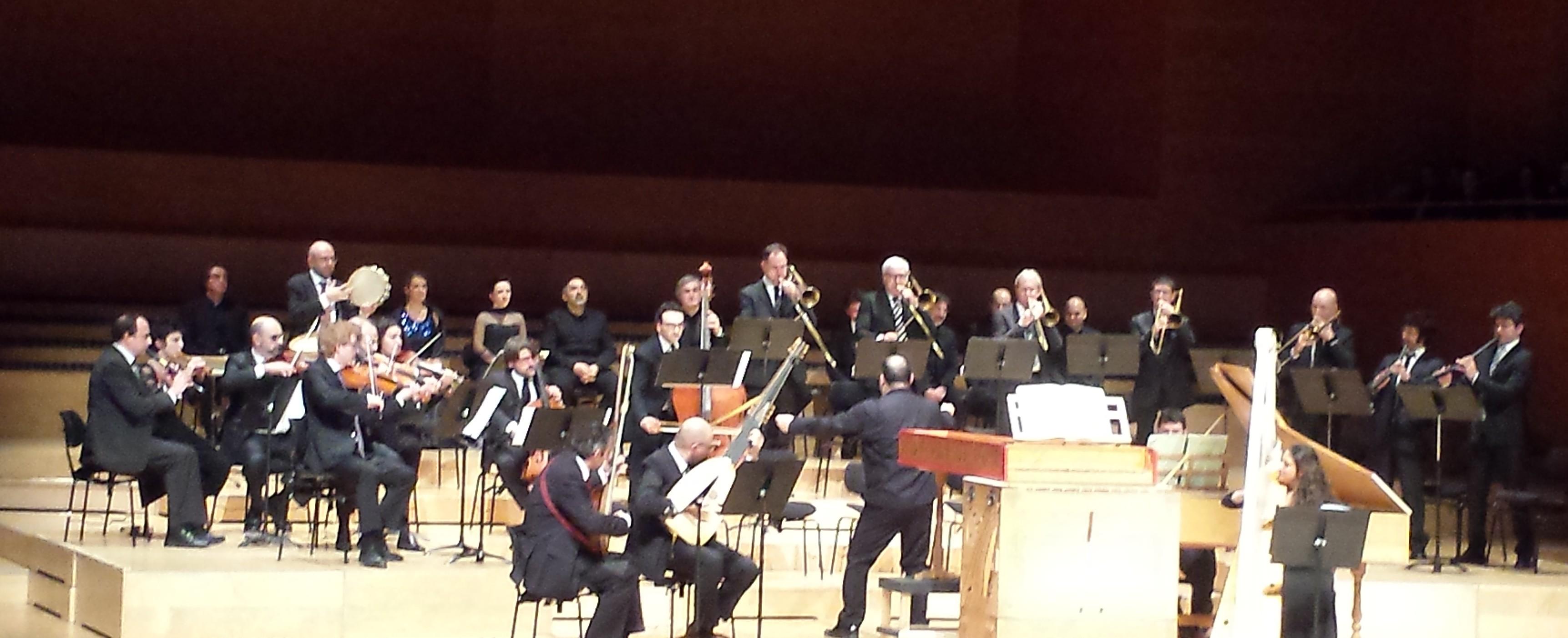 Rinaldo Alessandrini recrea Monteverdi en el Auditori de Barcelona