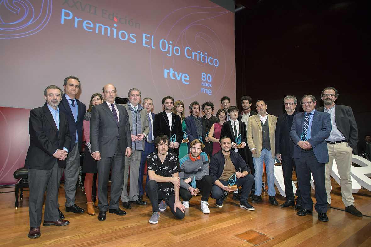 Premios El Ojo Crítico 2016