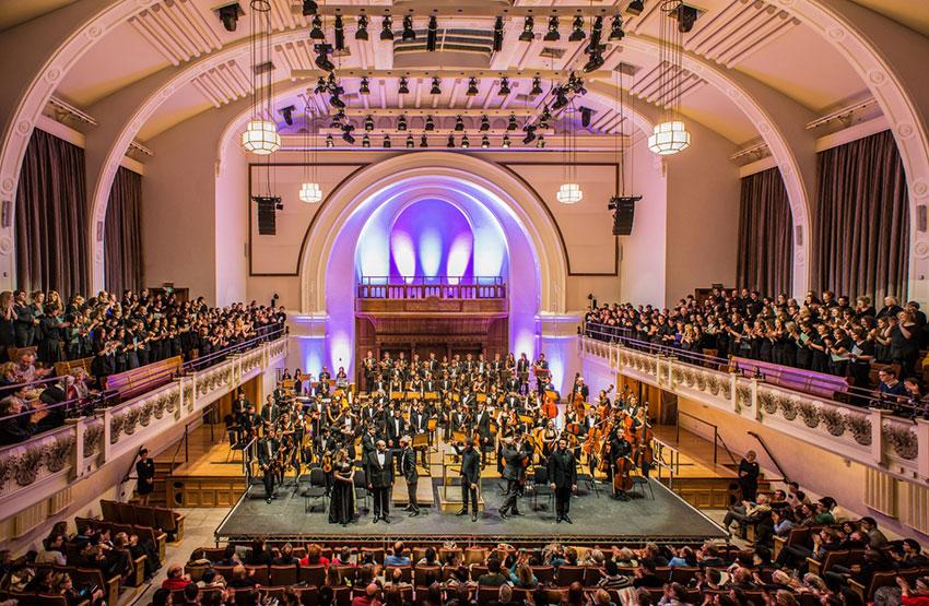 Versión de concierto de Samson et Dalila en el Cadogan Hall de LondresVersión de concierto de Samson et Dalila en el Cadogan Hall de Londres