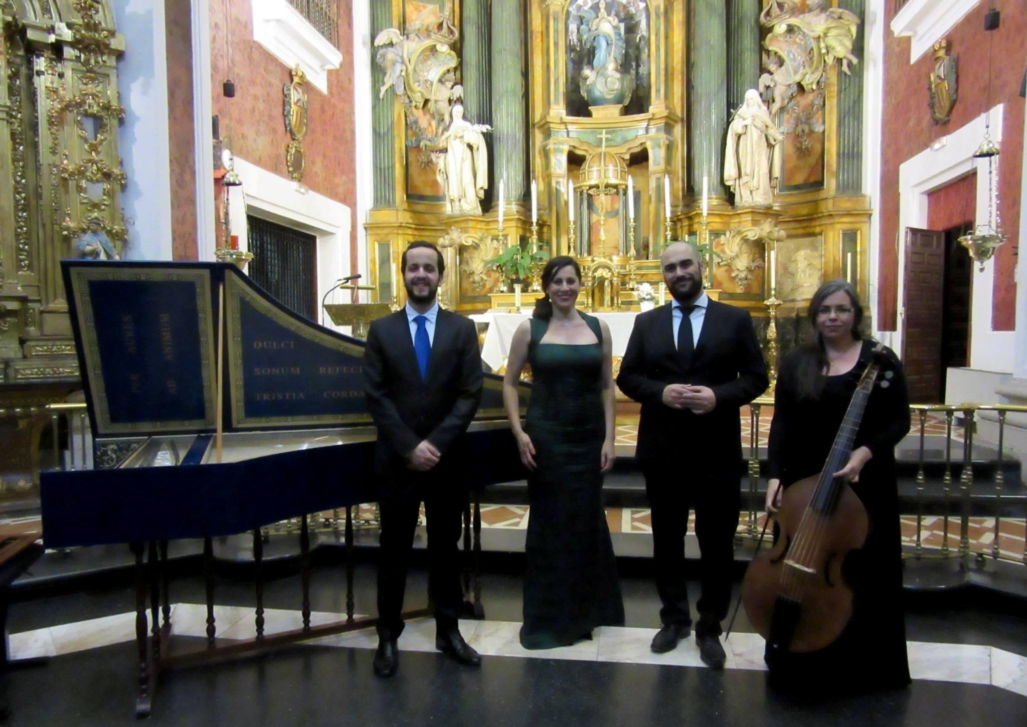 Escenas Musicales en la Europa de la Razón. Un hermoso recorrido musical por la Europa del siglo XVII