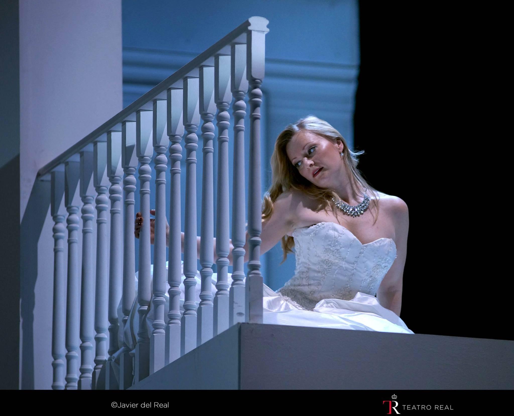 Rodelinda en el Teatro Real
