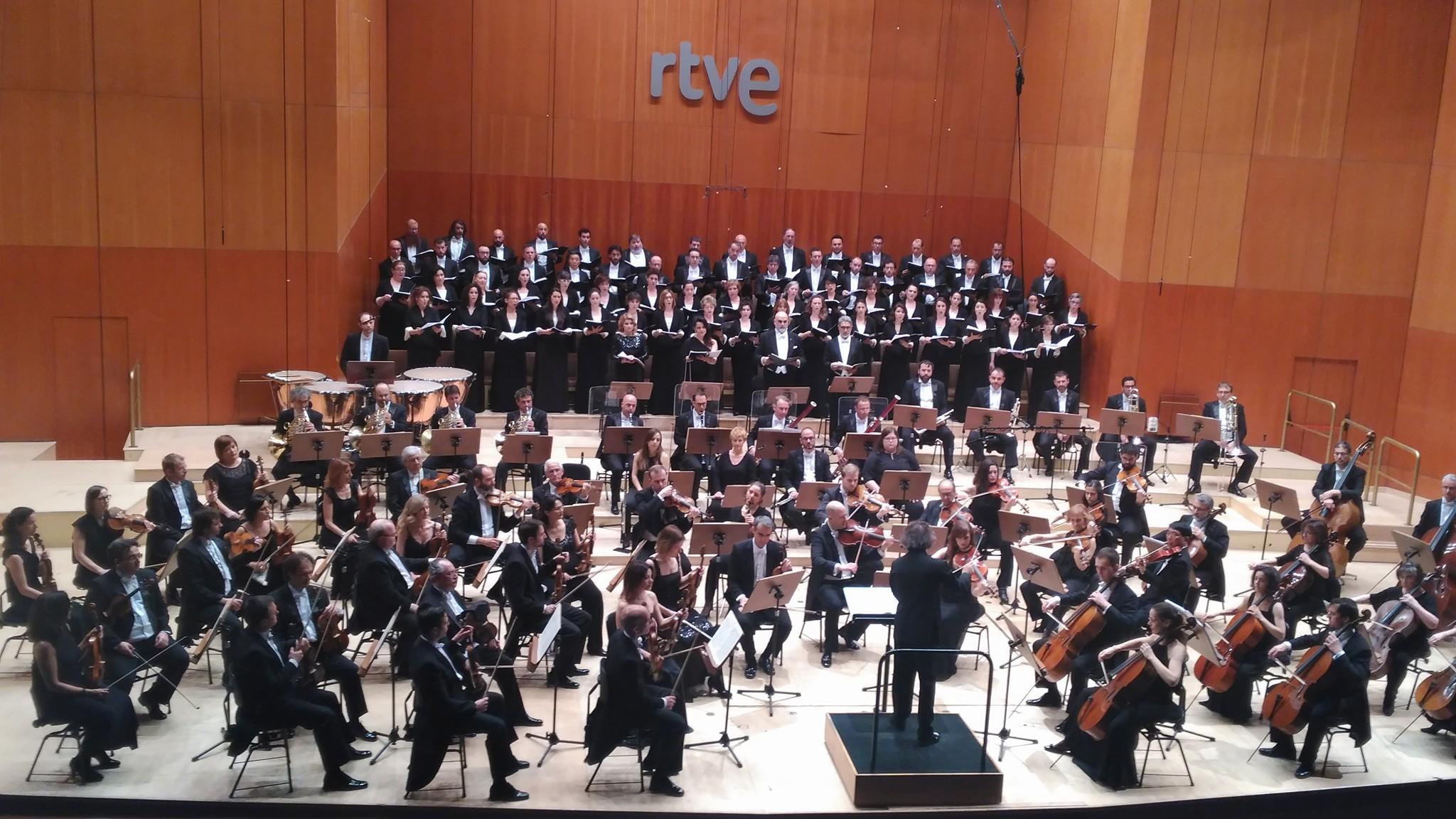 Exitoso Stabat Mater de Rossini con la OCRTVE