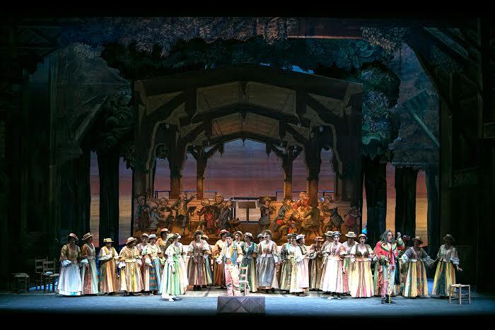 A Genova in scena l'Elisir d'amore